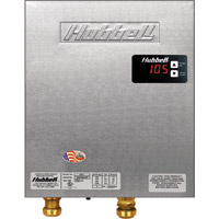 Hubbell Model 240 3 Electric Tankless Water Heaters